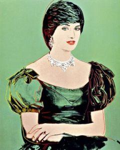 andy warhol   princess diana  16x20 - Andy Warhol e sua relação com a serigrafia