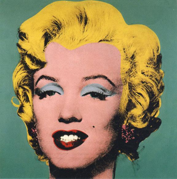 andy warhol marilyn monroe04 - Andy Warhol e sua relação com a serigrafia